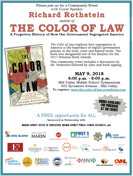 The Color Of Law Spahr Center